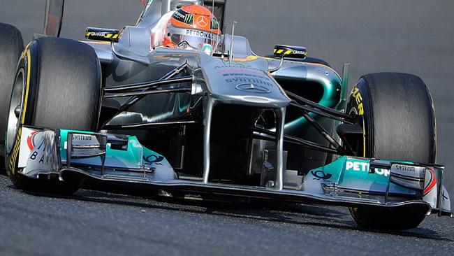 Siamo sicuri che sia un F-Duct la trovata Mercedes?