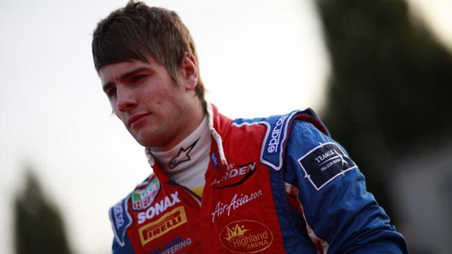 Williamson ha provato la McLaren 2008 a Silverstone