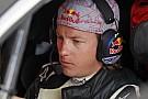 La Williams ammette i contatti con Raikkonen