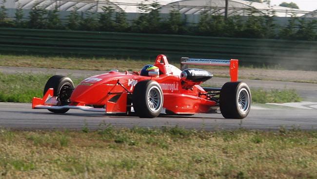 F2000 Light: il team Morrogh debutta a Varano