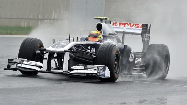 La Williams conferma Maldonado per il 2012