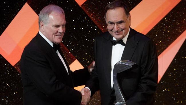 Dallara premiato con il John Bolster Award