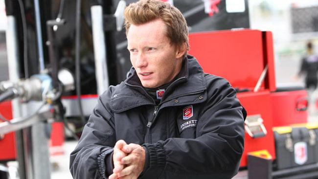 Mike Conway ha firmato per l'AJ Foyt Racing
