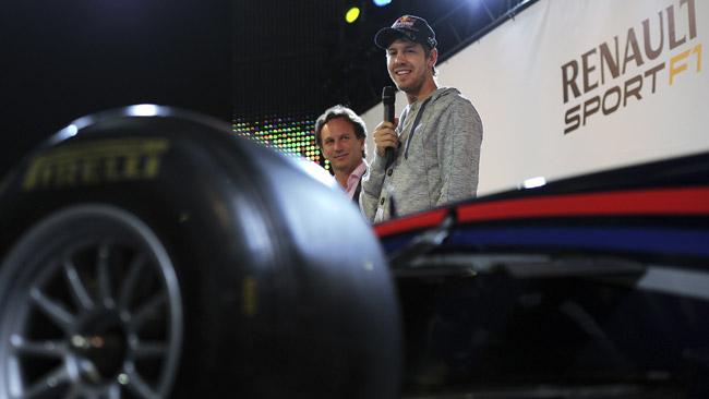 Presentazione il 6 febbraio per la Red Bull RB8