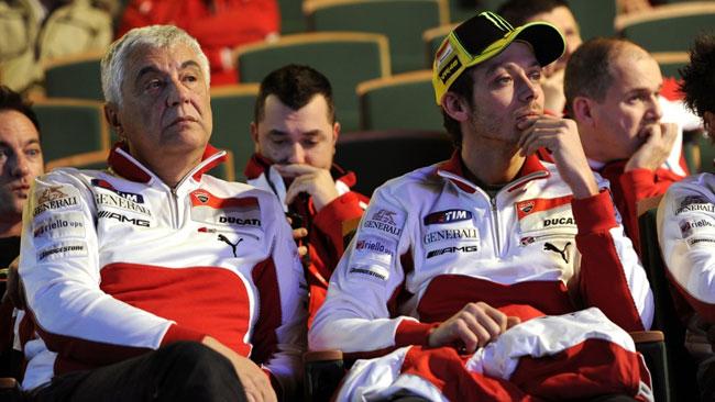 Ducati GP12: Del Torchio parla di segnali confortanti