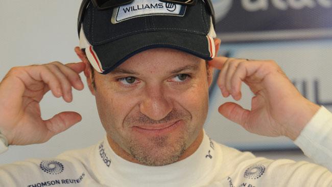 Barrichello prova con KV Racing Technology