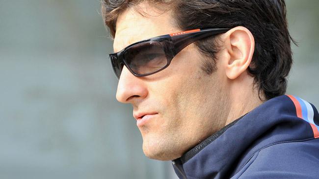 Webber vuole riscattare un 2011 poco esaltante