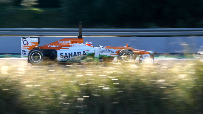 Jerez, Day 3, Ore 10: Bianchi sbatte alla curva Pons