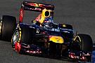 Jerez, Day 3, Ore 15: Vettel si porta in terza piazza