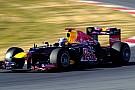 Barcellona, Day 1, Ore 13: Vettel balza davanti a tutti
