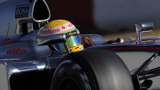 Lewis Hamilton non si sbilancia in pronostici