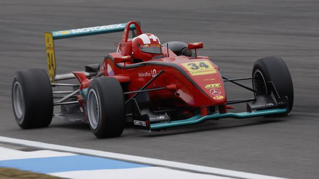 La Jo Zeller Racing rientra a tempo pieno nel 2012