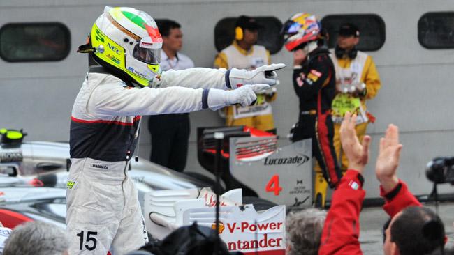 La Sauber non vuole parlare di vittoria mancata