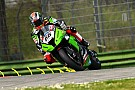 Tom Sykes vola nei test collettivi di Imola