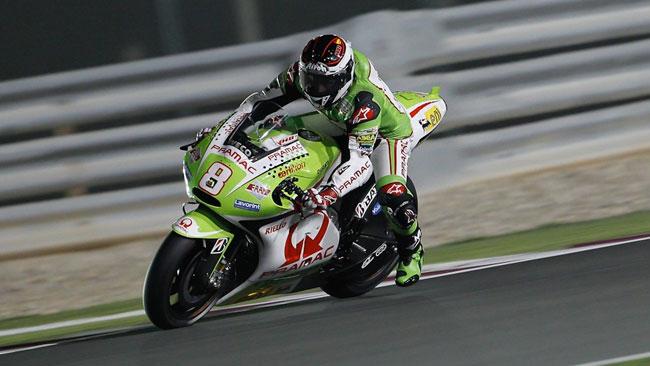 Hector Barbera mette in fila le Ducati ufficiali