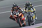 Marquez e Luthi ammoniti dalla direzione gara