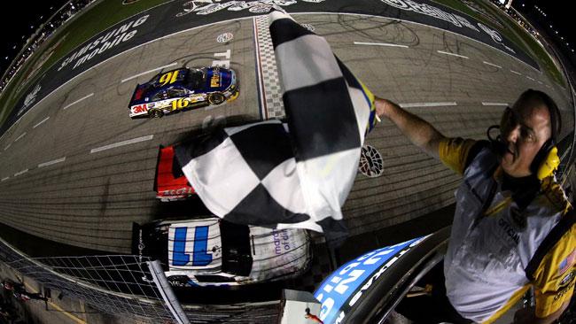 Greg Biffle ritorna al successo al Texas Speedway