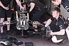 Raikkonen: un problema allo sterzo della Lotus?