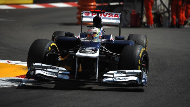 Maldonado e Perez sostituiscono il cambio