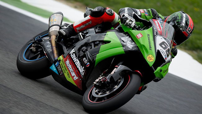 Incredibile Tom Sykes a Misano