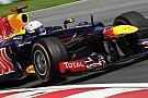 La seconda sosta ha raddrizzato la gara di Vettel