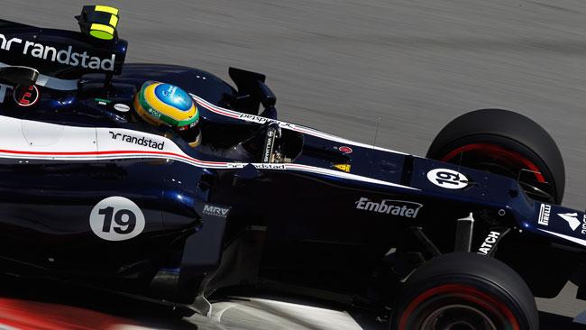 Bruno Senna vince il Trofeo Bandini 2012