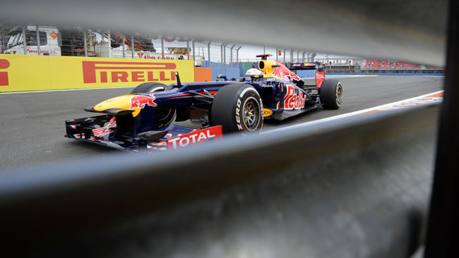 Vettel soddisfatto, Webber decisamente no