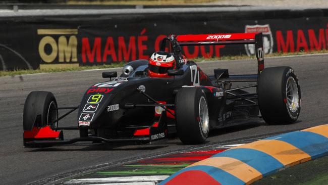 F2000 Light: Viero risponde a Longhi in gara 2