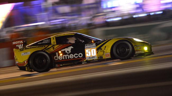 Nuovo record per la Brembo alla 24 Ore di Le Mans