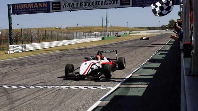 Maisano concede il bis in gara 2 a Misano
