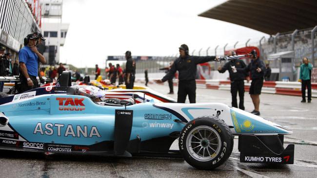 Zandvoort, Qualifica 2: Juncadella agguanta la pole