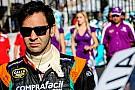 Antonio Pizzonia al via a Curitiba con Ombra Racing