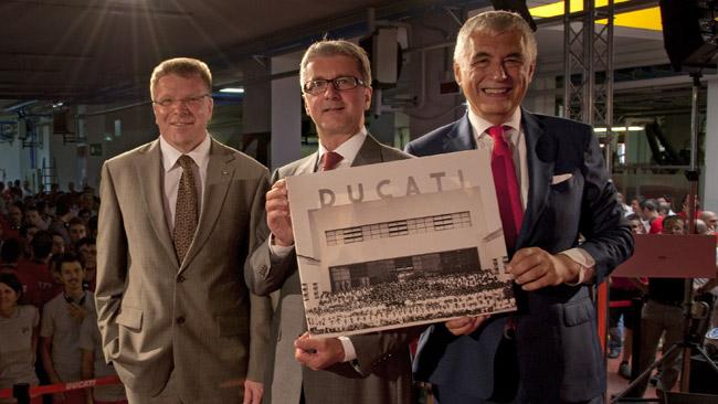Ducati: ecco i nuovi CDA e comitato esecutivo