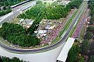 Iniziano i lavori di riasfaltatura all'autodromo di Monza