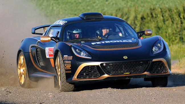 Omologata la Lotus Exige GT-R: corre a Madeira!