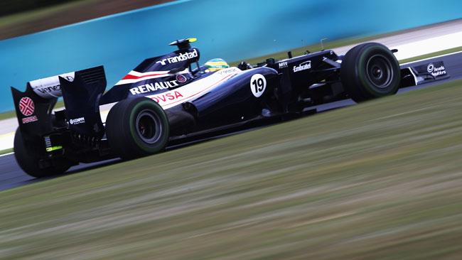 Senna terzo semina per il suo futuro in Williams