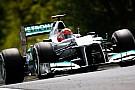 Schumacher ha provocato il via ritardato del Gp