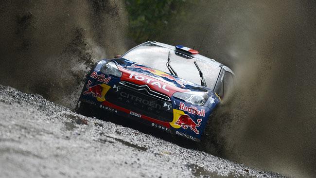 Finlandia: Loeb al top nella Qualifying Stage