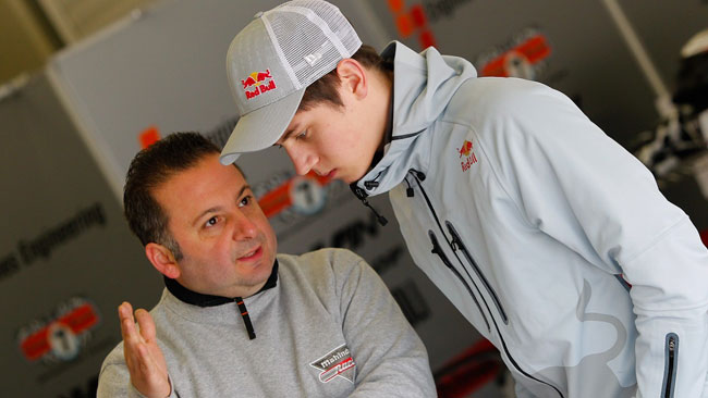 Marcel Schrotter debutta in Moto2 sulla Bimota
