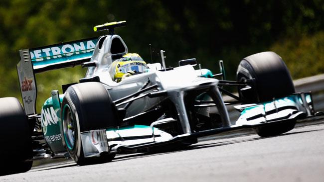 La Mercedes diventa AMG F1 nel 2014?