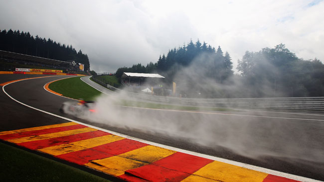 Ora c'è anche la firma sul rinnovo tra Spa e la F1!