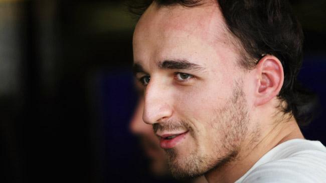 Kubica ha fatto un test con la Ford ufficiale?