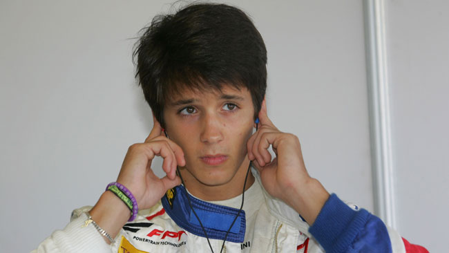 Nei test di Imola svetta ancora Riccardo Agostini
