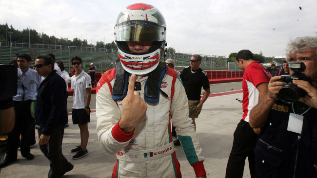 Kevin Giovesi centra la sua prima vittoria a Imola