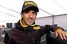 Due giorni di test Pirelli a Barcellona con Di Grassi