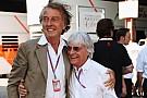 Montezemolo premiato con il Bernie Ecclestone Award