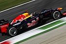 La Red Bull paga i rapporti del cambio troppo corti