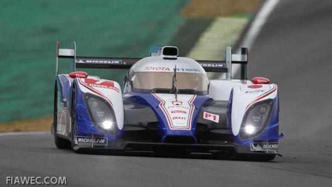Wurz regala la prima pole alla Toyota ad Interlagos