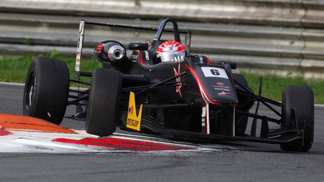 Grenhagen vola nella Qualifica 1 di Monza