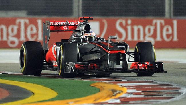 Button perderà cinque posizioni in griglia a Suzuka